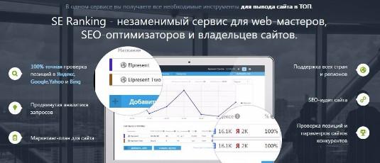 С инструментами SE Ranking анализ и аудит сайта не занимают много времени